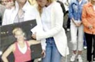 Driehonderd mensen samen in Turnhout voor vermoorde Priscilla