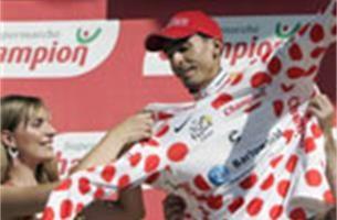 Bolletjestrui Soler verdacht van dopinggebruik