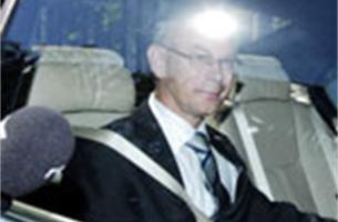 Van Rompuy brengt tussentijds verslag uit bij de koning