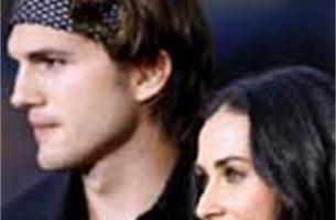 Man wil naaktfoto's Ashton Kutcher en Demi Moore verkopen