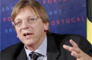 'Verhofstadt is nog niet klaar met Europa'