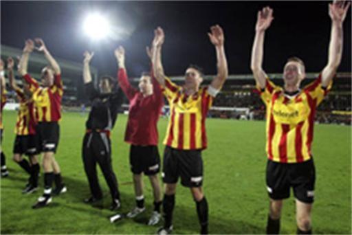 KV Mechelen vernedert Brussels (4-0)