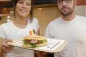 Broodjeswinkel hoopt op succes met 'ne formateur'