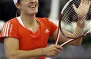Henin wint tweede wedstrijd op Masters