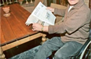 Man in rolstoel kwam ook vast te zitten op spoorwegovergang