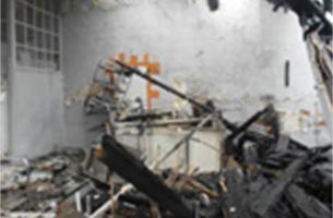 Verdachte brandstichting muziekacademie Mol aangehouden