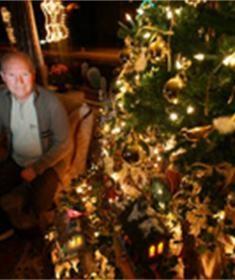 Kerstboom in huis is ongezond voor allergielijders