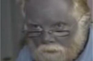 Man wordt blauw (video)