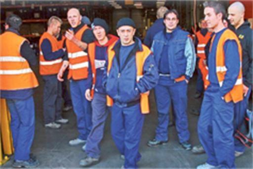 Arbeiders Ford-toeleverancier Syncreon verwerpen voorstel
