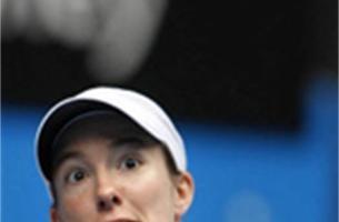 Henin in kwartfinales Australian Open tegen Sharapova