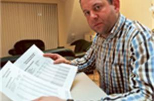 800 euro per maand meer afbetalen na fout bank