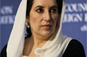 Bhutto gedood door explosie en niet door kogels