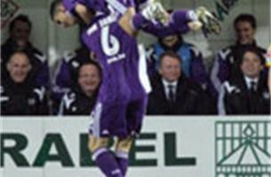 Anderlecht heer en meester in Brusselse derby