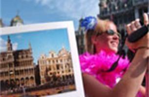 Brussel derde rijkste regio in Europa