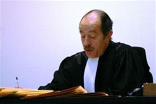 Rechter De Smedt strijdt tegen de socialistische visie op justitie