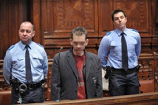 Levenslang voor Luc Schmitz voor moord op echtgenote