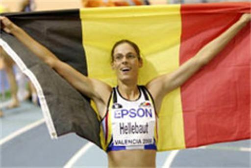 Goud voor Hellebaut op WK indoor - Fotoalbum