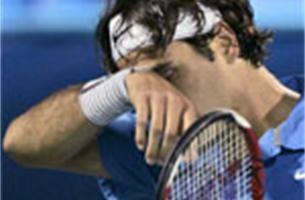 """Federer had klierkoorts, maar is opnieuw fit"""