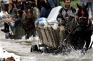 35 doden en 190.000 daklozen door noodweer in Brazilië