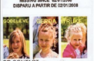 'Verspreid affiches van mijn dochters in het buitenland'