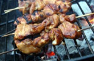 Dit weekend eindelijk barbecueweer