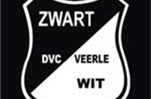 Damesvoetbalclub DVC Veerle zwart-wit houdt infodag