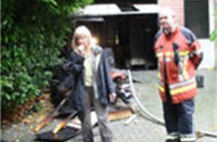 Huis vol katten brandt uit in Herentals