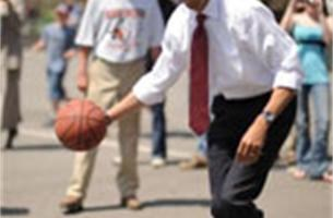 'Barack Obama is zo fris als een hoentje'