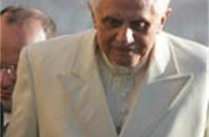 Nazi's vermoordden neef paus met syndroom van Down
