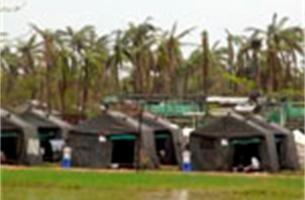'Birma heeft nog een jaar voedselhulp nodig'