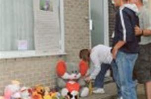 Ontroostbare Bosvenstraat steunt familie Miguel