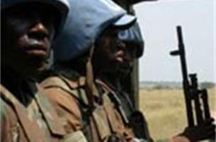Zeven blauwhelmen komen om in Darfoer
