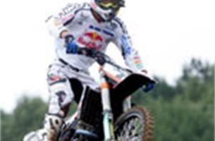 Motocrosser Barragan wint GP van België