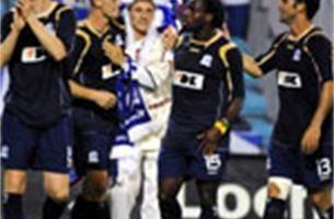 Gent stap dichter bij UEFA cup na nipte zege tegen Kalmar: 2-1