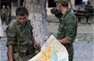 Maandag begint Russische terugtrekking uit Georgië