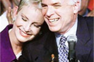 Schandaaltjes rond Sarah Palin negatief voor McCain