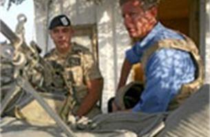 Verhofstadt III stuurde extra militairen naar Afghanistan