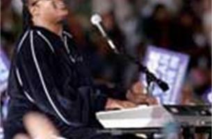 Stevie Wonder krijgt prijs voor levenslange carrière