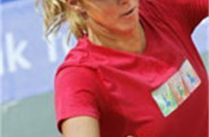 Tennisster Alicia Molik zet er een punt achter