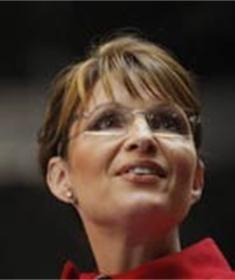 """Sarah Palin: """"Dino's en mensen leefden samen"""""""