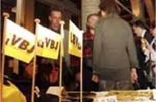 Vlaams Belang jongeren zingen nazistische liedjes tijdens kamp