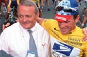 Ex-tourbaas Leblanc wil Armstrong niet terug in Tour
