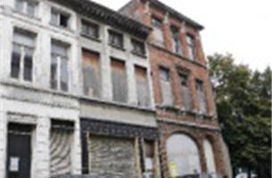 Stadskanker in Gravinstraat verdwijnt