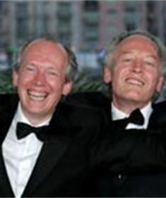 Broers Dardenne laureaten Film Award Cologne