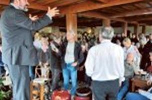 Burgemeester veilt inboedel De Trappisten