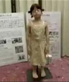 """Robo-meisje """"meest menselijke robot ooit"""" - Video"""