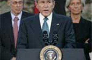 """""""Wereldwijde financiële crisis wordt gezamenlijk aangepakt"""""""