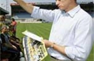 Manager Paas breekt met eersteklasser Westerlo
