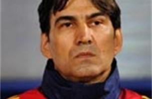 Roemeense bondscoach gearresteerd