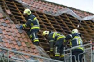 Harde wind zorgt voor schade in Antwerpen en Limburg